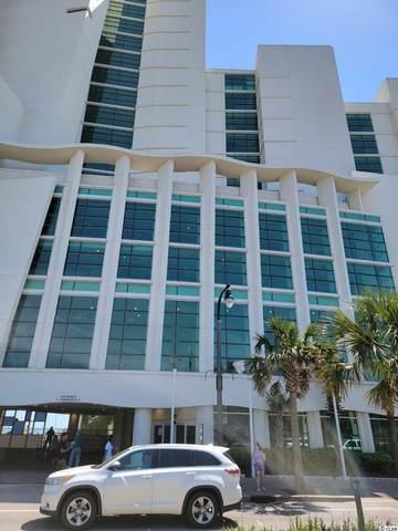 201 S Ocean Blvd. #1004, Myrtle Beach, SC 29577 (MLS #2108499) :: The Greg Sisson Team