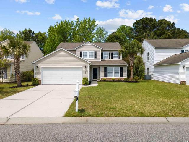 156 Weeping Willow Dr., Myrtle Beach, SC 29579 (MLS #2108503) :: Surfside Realty Company