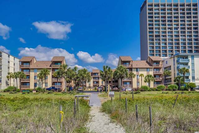 5515 N Ocean Blvd. N #314, Myrtle Beach, SC 29577 (MLS #2108519) :: The Lachicotte Company