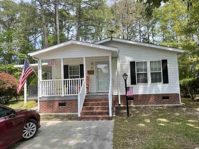 762 Richmond Trail, Murrells Inlet, SC 29576 (MLS #2108532) :: James W. Smith Real Estate Co.