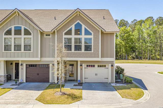 105 Villa Mar Dr. C-1, Myrtle Beach, SC 29579 (MLS #2108537) :: Armand R Roux | Real Estate Buy The Coast LLC