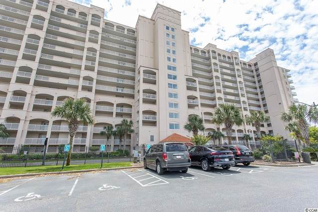 4801 Harbour Point Dr. #109, North Myrtle Beach, SC 29582 (MLS #2108551) :: Dunes Realty Sales