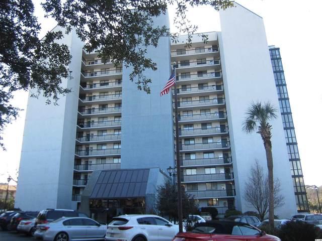 311 N 69th Ave. N #1004, Myrtle Beach, SC 29572 (MLS #2108554) :: Armand R Roux | Real Estate Buy The Coast LLC