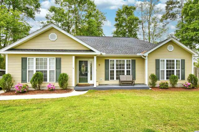 7393 Springside Dr., Myrtle Beach, SC 29588 (MLS #2108557) :: James W. Smith Real Estate Co.