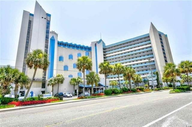 7100 N Ocean Blvd. #1009, Myrtle Beach, SC 29572 (MLS #2108570) :: Armand R Roux | Real Estate Buy The Coast LLC