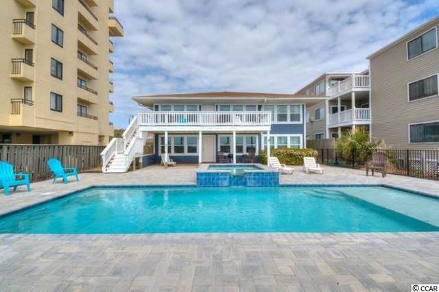 2205 S Ocean Blvd. S, North Myrtle Beach, SC 29582 (MLS #2108583) :: Garden City Realty, Inc.