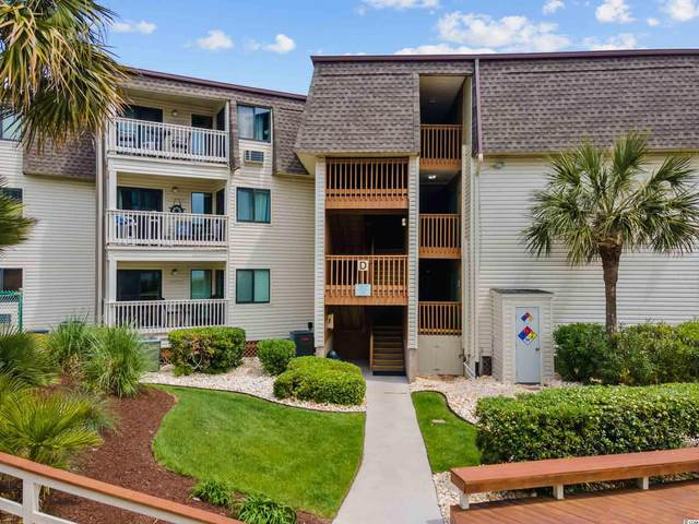 5601 N Ocean Blvd. D-304, Myrtle Beach, SC 29577 (MLS #2108589) :: James W. Smith Real Estate Co.