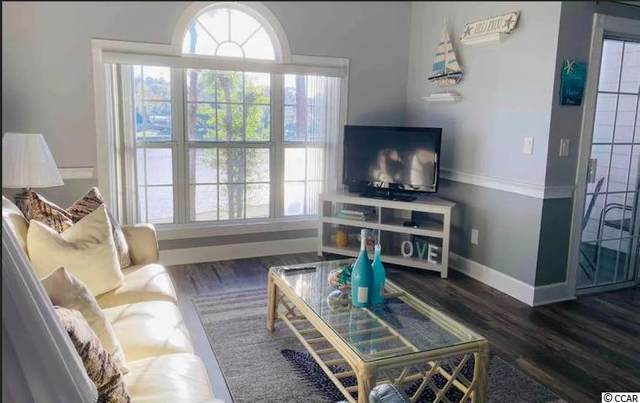 702 Riverwalk Dr. #202, Myrtle Beach, SC 29579 (MLS #2108639) :: James W. Smith Real Estate Co.