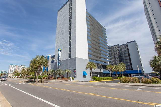2001 S Ocean Blvd. #419, Myrtle Beach, SC 29577 (MLS #2108642) :: James W. Smith Real Estate Co.