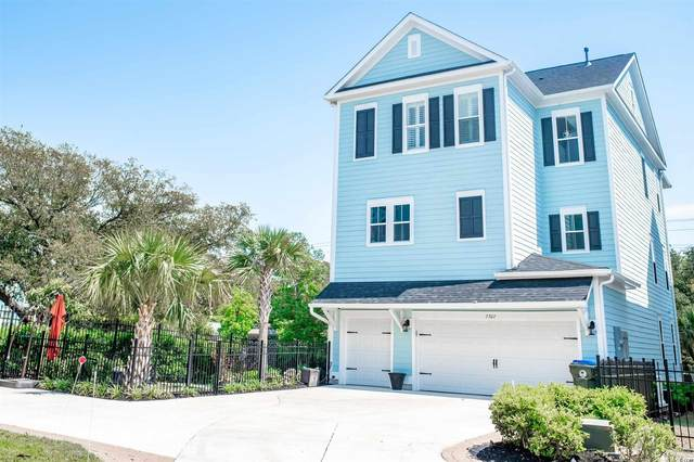 7767 N Ocean Blvd., Myrtle Beach, SC 29572 (MLS #2108646) :: Team Amanda & Co