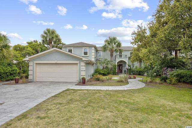 6606 N Ocean Blvd., Myrtle Beach, SC 29572 (MLS #2108651) :: Surfside Realty Company