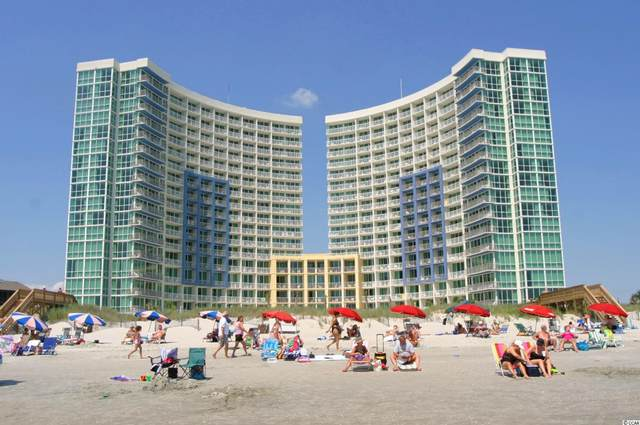 300 N Ocean Blvd. #1120, North Myrtle Beach, SC 29582 (MLS #2108657) :: James W. Smith Real Estate Co.