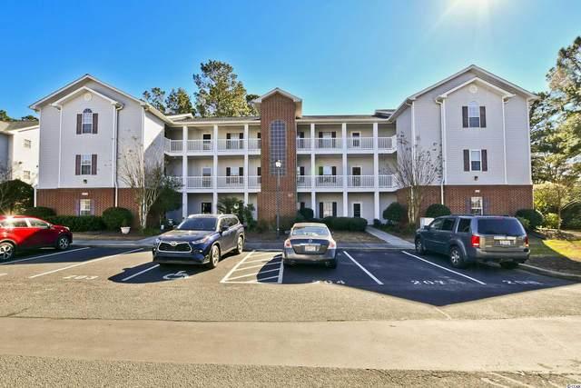 4810 Innisbrook Ct. #209, Myrtle Beach, SC 29579 (MLS #2108660) :: Duncan Group Properties