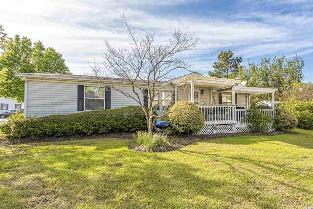 486 Folly Estates Dr., Myrtle Beach, SC 29588 (MLS #2108661) :: James W. Smith Real Estate Co.