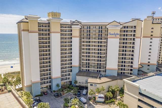 4800 S Ocean Blvd. #507, North Myrtle Beach, SC 29582 (MLS #2108692) :: James W. Smith Real Estate Co.
