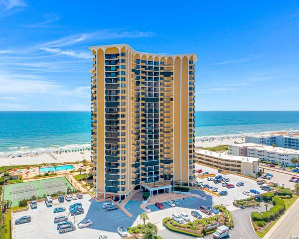 9650 Shore Dr. #411, Myrtle Beach, SC 29572 (MLS #2108695) :: Team Amanda & Co