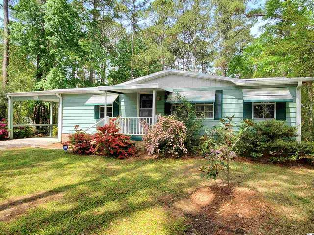 5078 Pee Dee Ln., Murrells Inlet, SC 29576 (MLS #2108703) :: James W. Smith Real Estate Co.