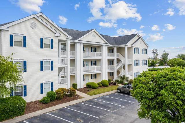 901 W Port Dr. #406, North Myrtle Beach, SC 29582 (MLS #2108720) :: Team Amanda & Co