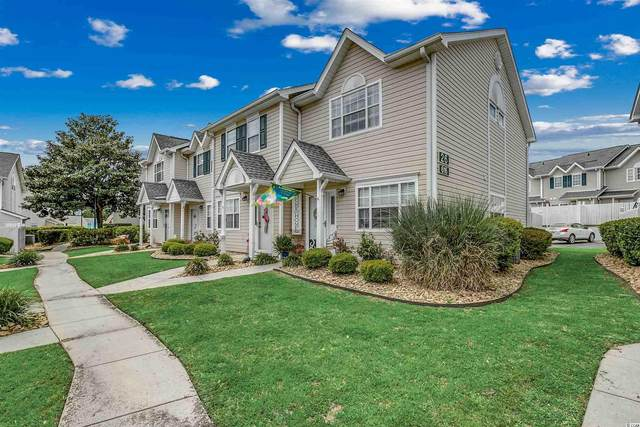 616 3rd Ave. S 26-D, North Myrtle Beach, SC 29582 (MLS #2108723) :: Dunes Realty Sales