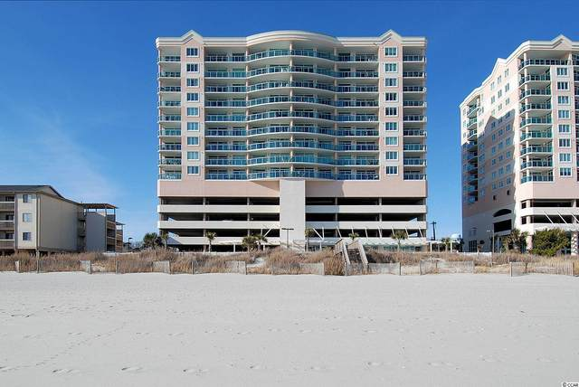 2001 S Ocean Blvd. #607, North Myrtle Beach, SC 29582 (MLS #2108742) :: James W. Smith Real Estate Co.