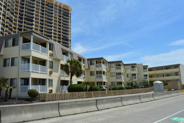 9620 Shore Dr. #105, Myrtle Beach, SC 29572 (MLS #2108743) :: Armand R Roux | Real Estate Buy The Coast LLC