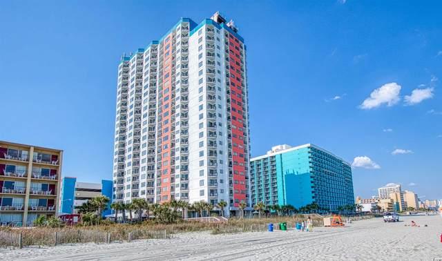 1605 S S Ocean Blvd. #908, Myrtle Beach, SC 29577 (MLS #2108749) :: James W. Smith Real Estate Co.