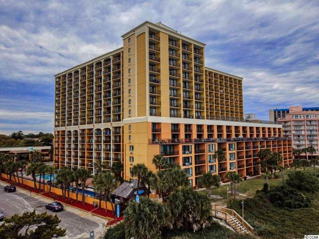 6900 N Ocean Blvd. N #1203, Myrtle Beach, SC 29572 (MLS #2108750) :: James W. Smith Real Estate Co.