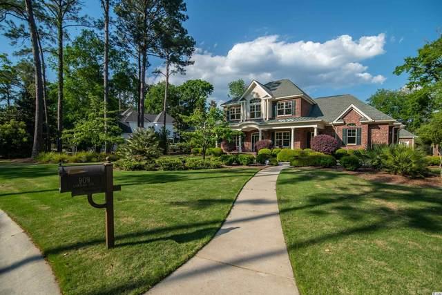 909 Lantana Circle, Georgetown, SC 29440 (MLS #2108758) :: Armand R Roux | Real Estate Buy The Coast LLC