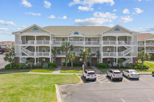 5801 Oyster Catcher Dr. #824, North Myrtle Beach, SC 29582 (MLS #2108768) :: James W. Smith Real Estate Co.