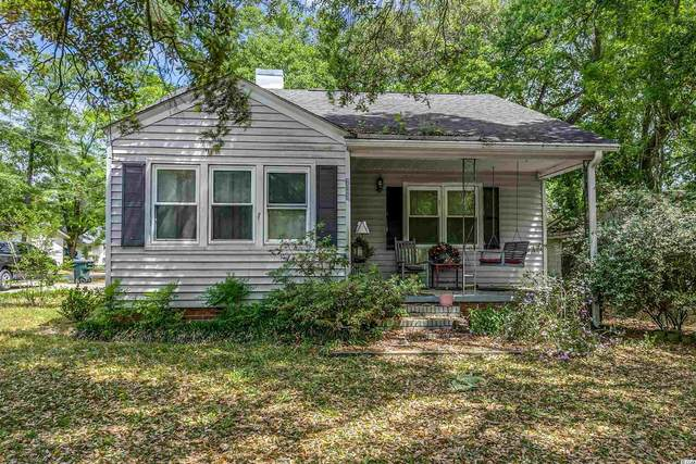 418 Palmetto St., Conway, SC 29527 (MLS #2108774) :: The Hoffman Group