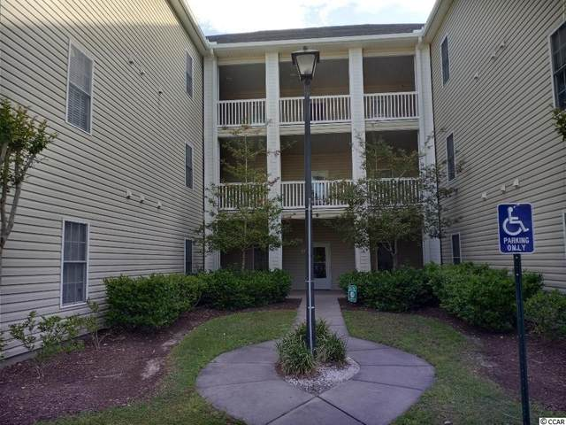 2070 Cross Gate Blvd #102, Myrtle Beach, SC 29575 (MLS #2108806) :: Duncan Group Properties