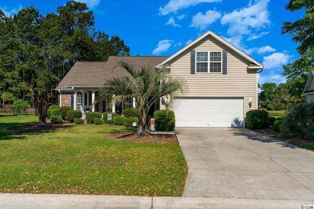 321 Green Creek Bay Circle, Murrells Inlet, SC 29576 (MLS #2108810) :: Dunes Realty Sales