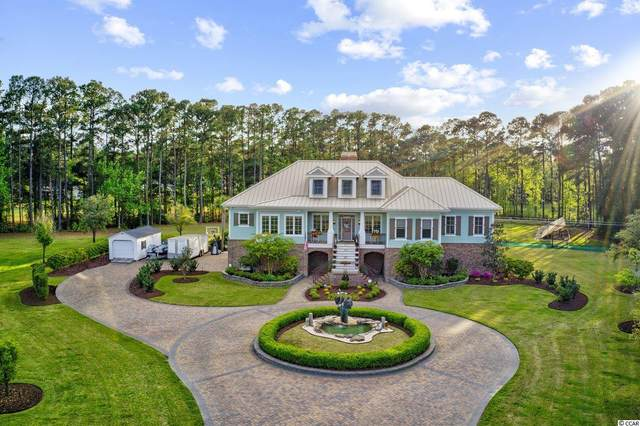 10198 Mcdowell Short Cut Rd., Murrells Inlet, SC 29576 (MLS #2108812) :: Dunes Realty Sales