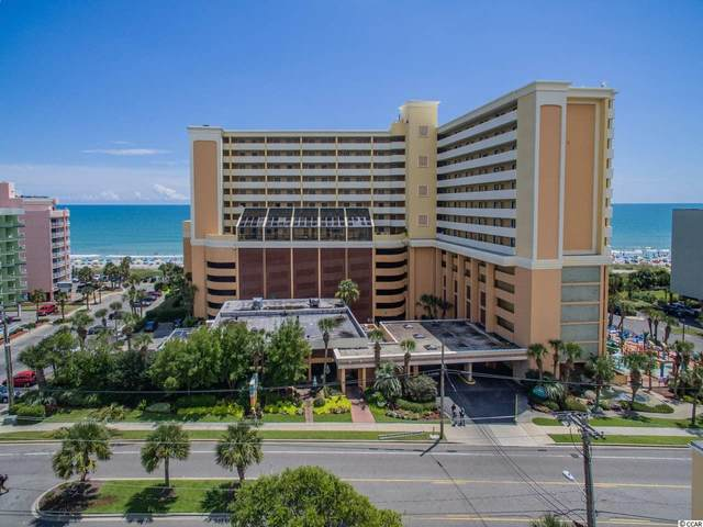 6900 Ocean Blvd. N #1235, Myrtle Beach, SC 29572 (MLS #2108823) :: Team Amanda & Co
