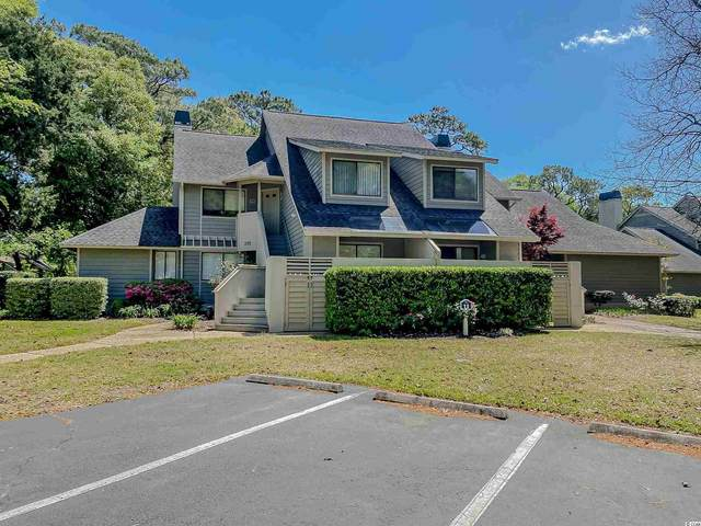 205 Westleton Dr. 11-C, Myrtle Beach, SC 29572 (MLS #2108835) :: Grand Strand Homes & Land Realty