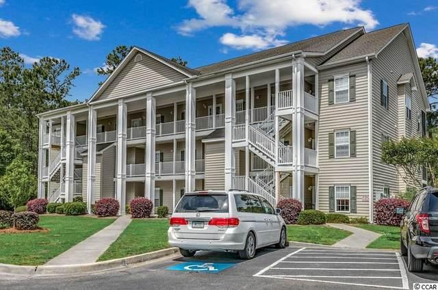5864 Longwood Dr. #103, Murrells Inlet, SC 29576 (MLS #2108849) :: Jerry Pinkas Real Estate Experts, Inc