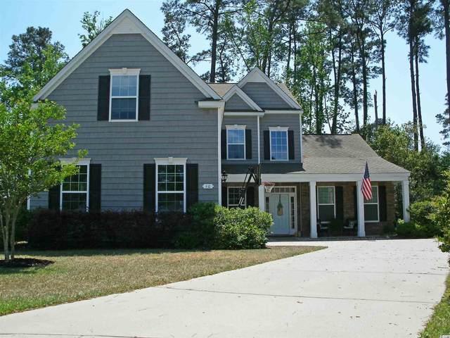 40 Cogdill Pl., Pawleys Island, SC 29585 (MLS #2108852) :: Armand R Roux | Real Estate Buy The Coast LLC