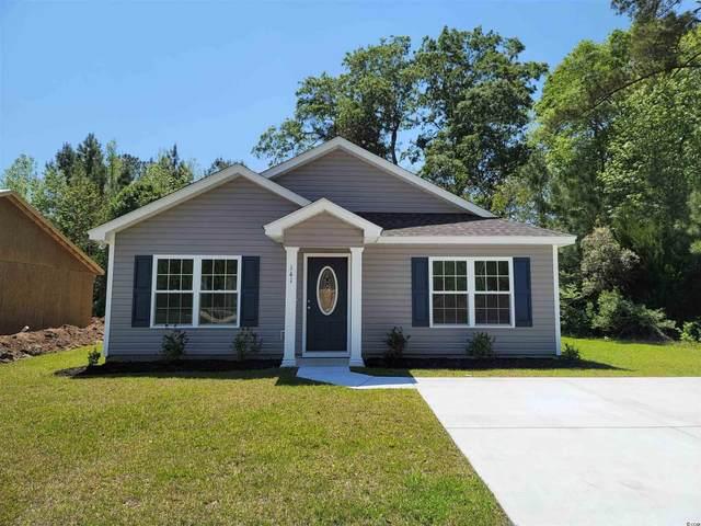 4 Desurrency Ct., Georgetown, SC 29440 (MLS #2108859) :: Armand R Roux | Real Estate Buy The Coast LLC