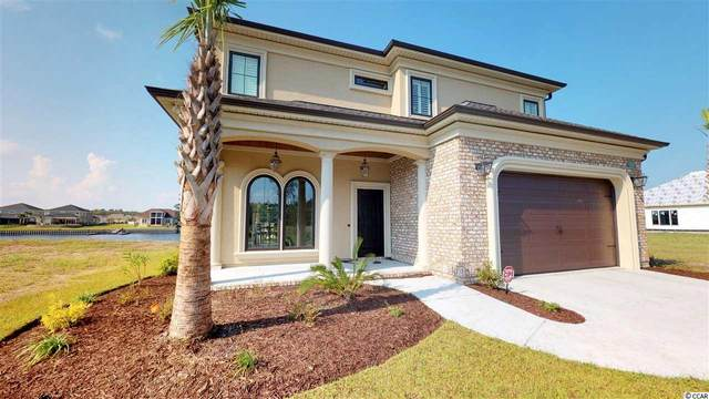 580 Dania Beach Dr., Myrtle Beach, SC 29577 (MLS #2108879) :: James W. Smith Real Estate Co.