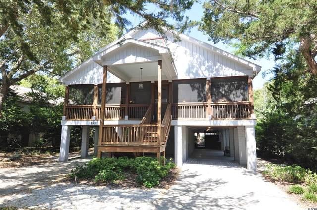 103 Bobcat Dr., Pawleys Island, SC 29585 (MLS #2108883) :: Garden City Realty, Inc.