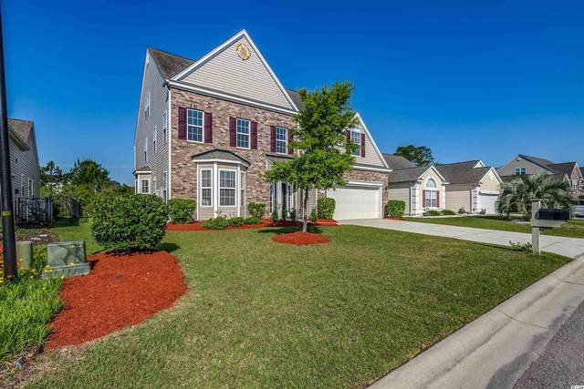 5129 Fairmont Ln., Myrtle Beach, SC 29579 (MLS #2108903) :: Grand Strand Homes & Land Realty