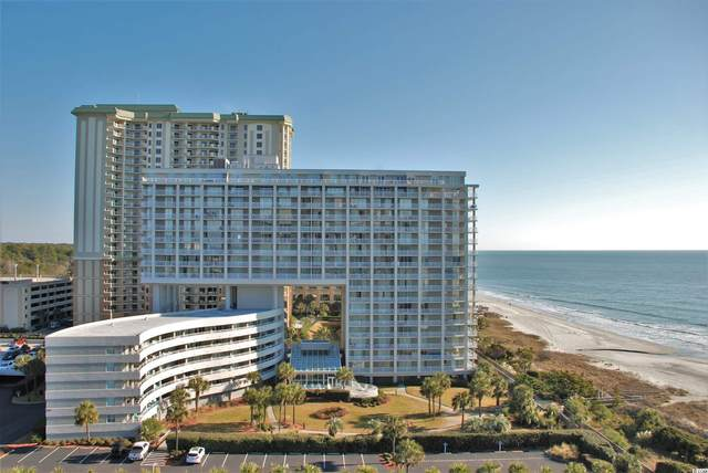 9840 Queensway Blvd. #1206, Myrtle Beach, SC 29572 (MLS #2108915) :: Grand Strand Homes & Land Realty