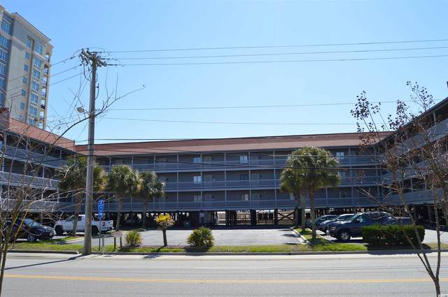 613 S Ocean Blvd. M-2, North Myrtle Beach, SC 29582 (MLS #2108918) :: Team Amanda & Co
