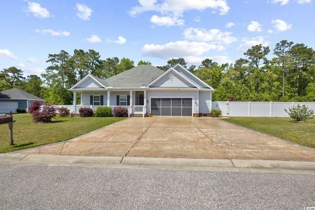 154 Chapel Ridge Circle, Myrtle Beach, SC 29588 (MLS #2108922) :: James W. Smith Real Estate Co.