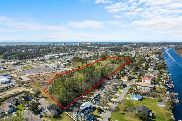 5.12 acres Cane St., North Myrtle Beach, SC 29582 (MLS #2108923) :: The Lachicotte Company
