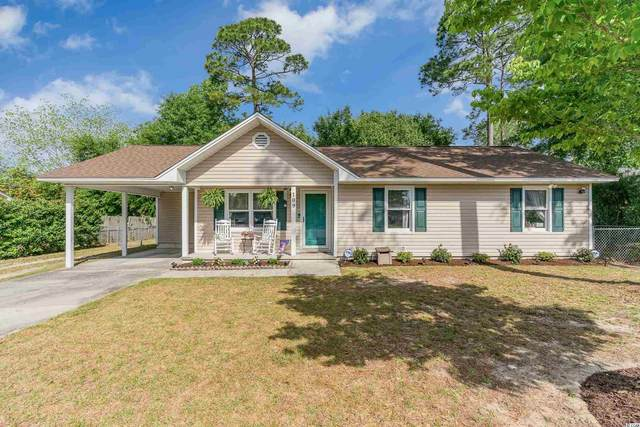 109 Sprucewood Ct., Myrtle Beach, SC 29588 (MLS #2108931) :: Team Amanda & Co