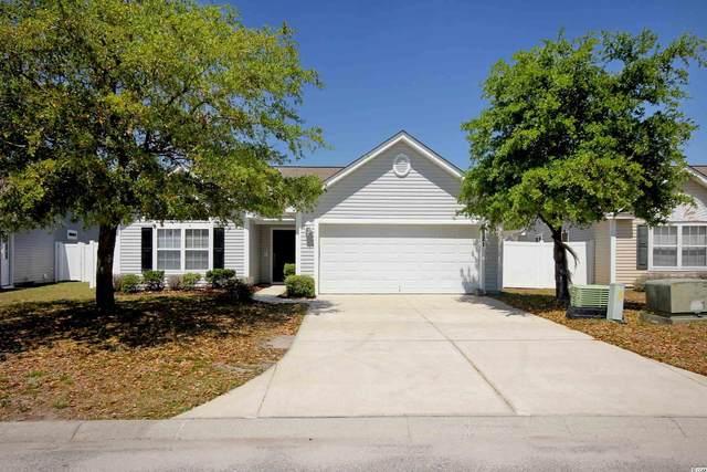 2521 Whetstone Ln., Myrtle Beach, SC 29579 (MLS #2108941) :: James W. Smith Real Estate Co.