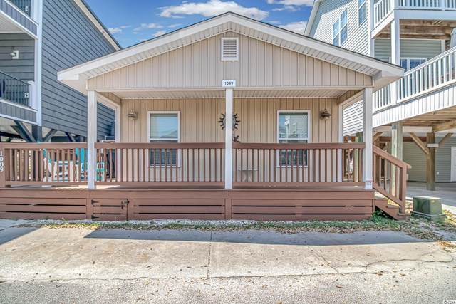 6001-1089 South Kings Hwy., Myrtle Beach, SC 29575 (MLS #2108946) :: James W. Smith Real Estate Co.