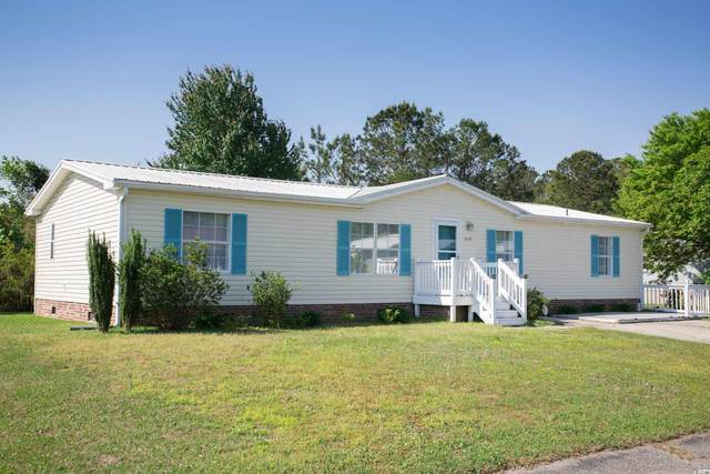 8604 Bragg Dr., Myrtle Beach, SC 29588 (MLS #2108949) :: James W. Smith Real Estate Co.