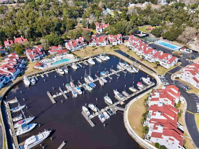61 A Dock Mariner's Pointe, Little River, SC 29566 (MLS #2108964) :: James W. Smith Real Estate Co.